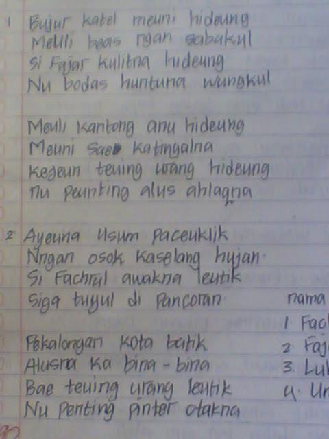 Pantun Sunda Pendidikan Kecapian Wikipedia Bahasa Indonesia Ensiklopedia Bebas Fachrul Akbar Tirtawidjaja 1116 Am 2komentar