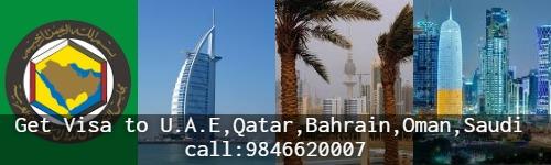 Visa Information: GCC Medical Process