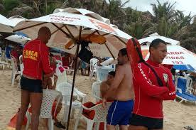 Americana, polonesa e francesa são salvas de afogamento na praia do Amor, em Tibau do Sul