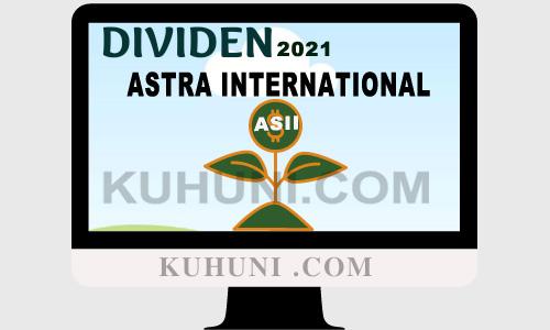 Dividen Astra 2021