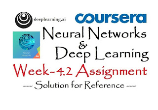 Coursera: Neural Networks and Deep Learning (Week 4.2) [Assignment Solution] - deeplearning.ai | APDaga | DumpBox