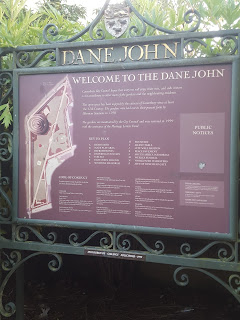 Welcome to Dane John Gardens