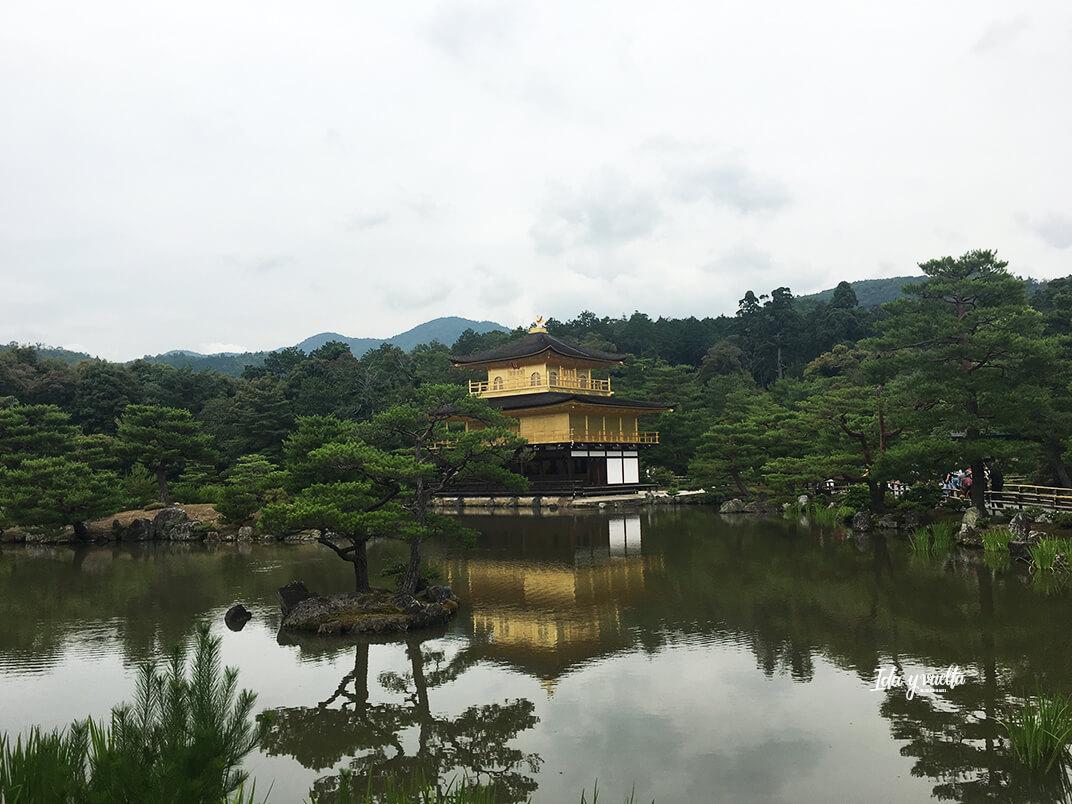 Pabellón Dorado Kioto