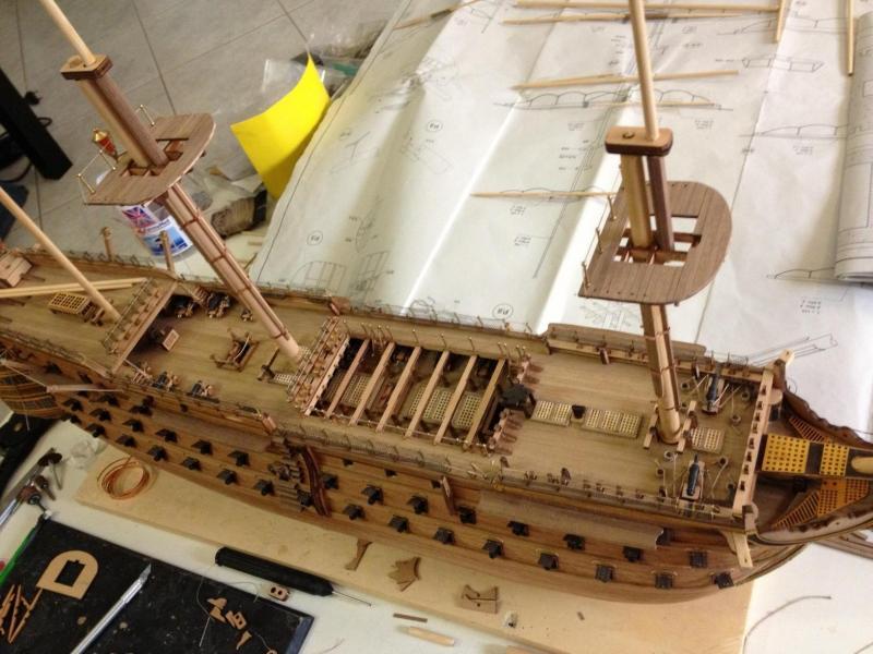 корабля набор для сборки модель