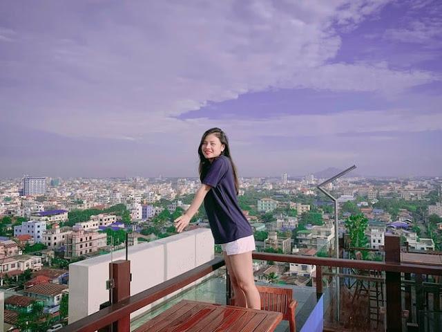 Nhan sắc Hotgirl của bác sĩ vật lí trị liệu trong Đoàn thể thao Việt Nam dự SEA Games 30 - 6