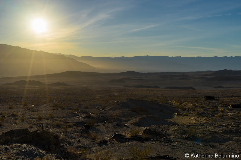 Death Valley Road Trip Itinerary