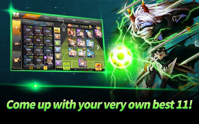 Soccer Spirits APK v1.32.3 (Free Card) Latest Version for Android