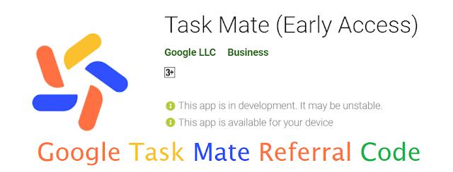 Google Task Mate Invitation Codes 2021
