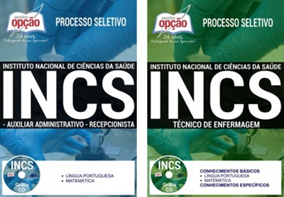 Concurso INCS Sorocaba SP 2017