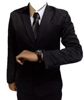 contoh jas untuk wisuda