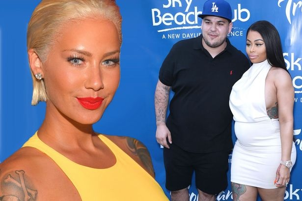 TMI! Amber Rose dishes on Blac Chyna's sex life