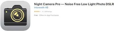 Aplikasi Kamera Malam Terbaik untuk iPhone-5