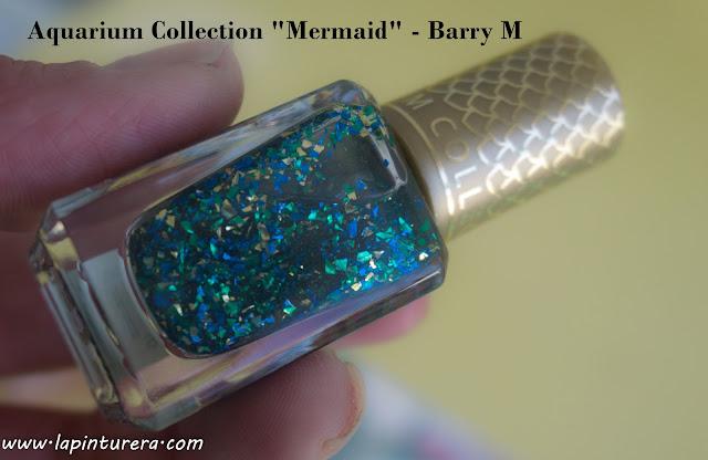 esmalte glitter Barry M