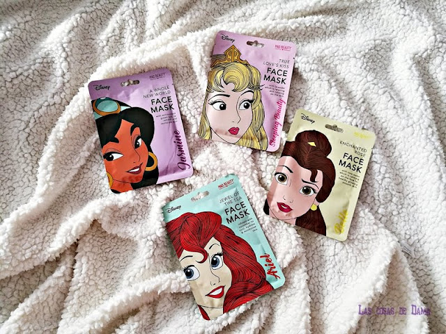 Disney Mask Collection Mad Beauty beautycare skincare haircare belleza