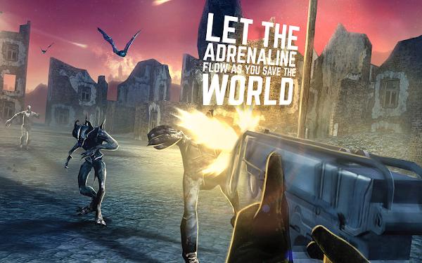 ZOMBIE Beyond Terror: FPS Survival Shooting Games 1.70   Mod APK