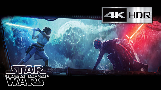 Star Wars: El ascenso de Skywalker (2019) REMUX 4K UHD [HDR] Latino-Castellano-Ingles