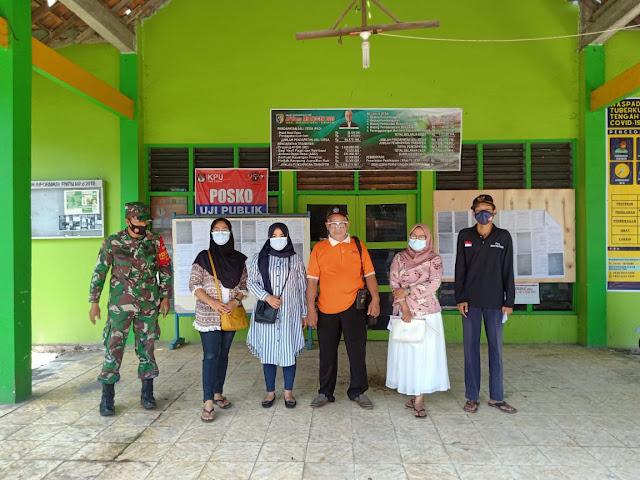 Komunitas Amanah Mranggen Berikan Bantuan 45 Sembako Kepada Warga Desa Mranggen