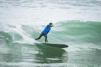 0 Antoine Delpero Longboard Pro Biarritz foto WSL Damien Poullenot