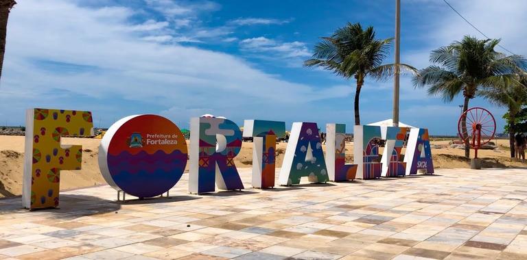 Conheça os pontos Turísticos da Capital do Ceará
