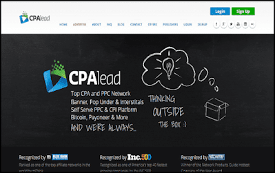 منصة cpalead لربح من عروض cpa