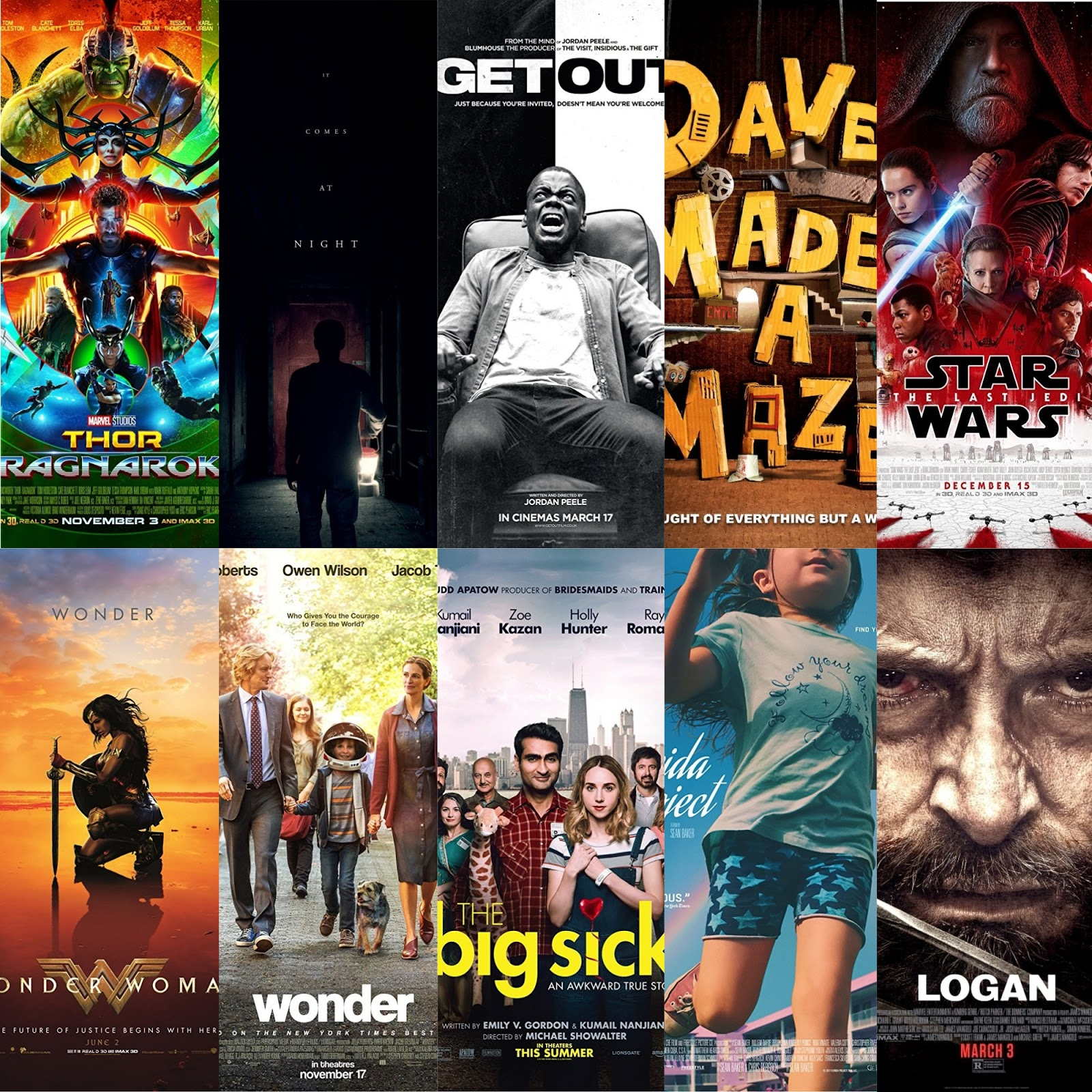 Film Reviewer Jr : 2017 in Review: Interracial Relationships, Child