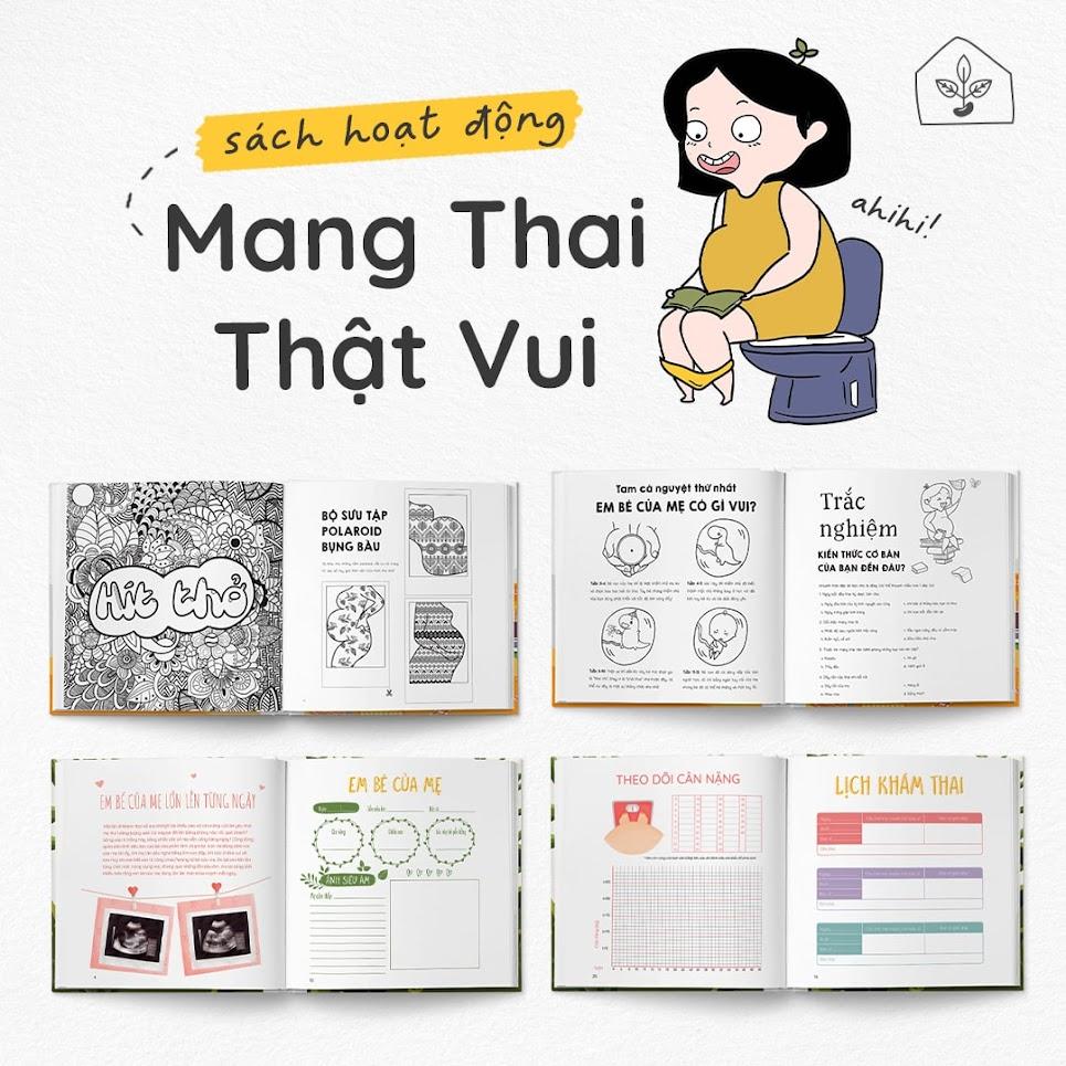 [A116] Kinh nghiệm chọn sách thai giáo: 5 cuốn sách hay Mẹ đừng bỏ lỡ
