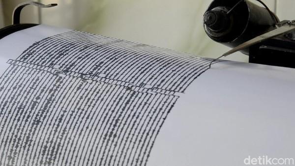 Gempa M 4,7 TGuncang Sigi Sulteng