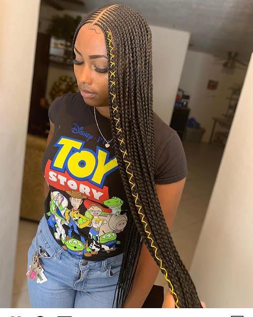 2019 Beautiful Hair Ideas: Latest Braiding Styles