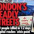 லண்டனில் 12 நாட்களில் 10 பேர் கொலை: வீதிகளில் பெரும் அச்சம் நிலவி வருகிறது ...