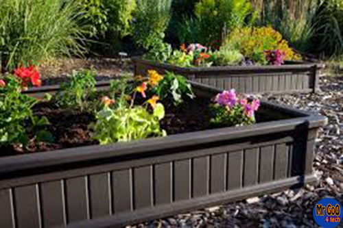 How to construct a Flower bed From Scratch?
