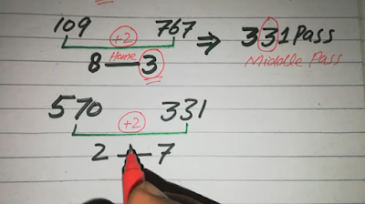 Thai lottery 3up today VIP tips lucky number middle Set 16 May 2019