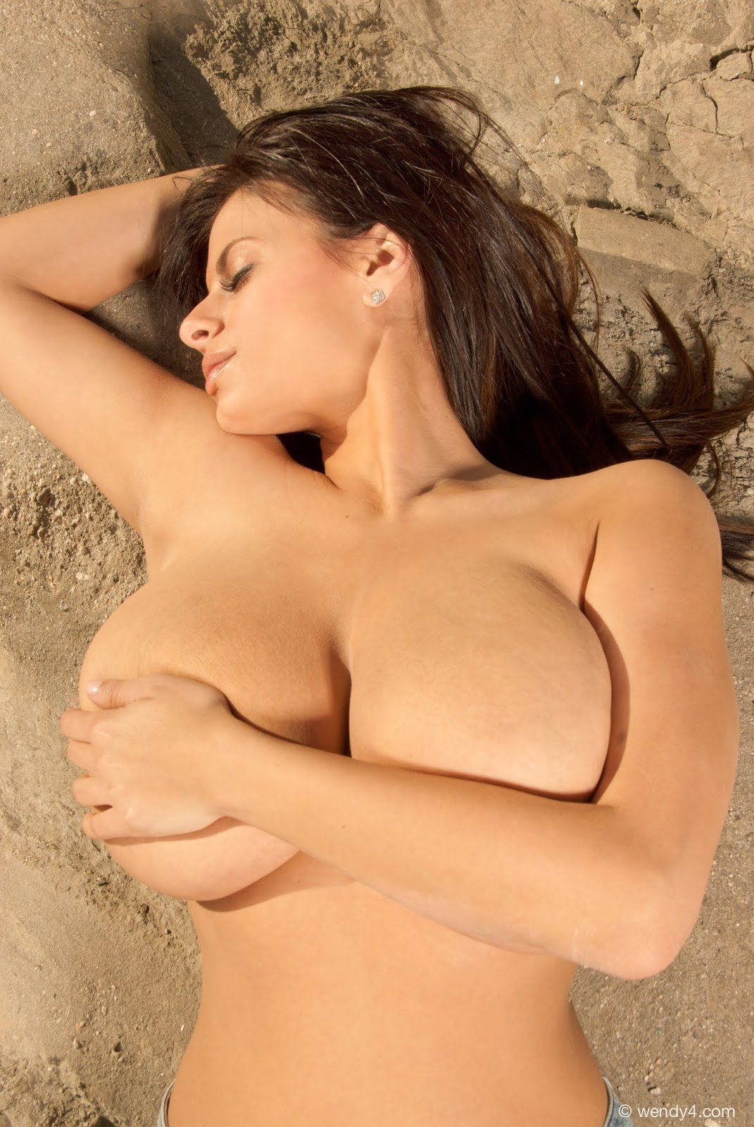 Wendy Fiore Nude Tits