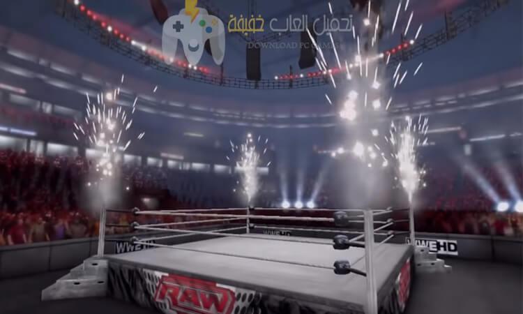 تحميل لعبة مصارعة WWE للكمبيوتر برابط واحد مباشر