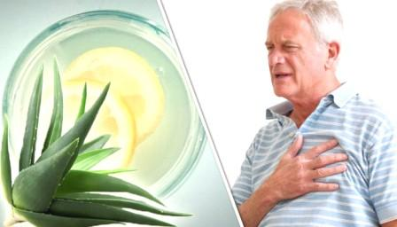 best aloe vera juice for heartburn