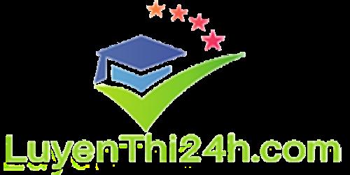 Học và luyện thi hóa học trực tuyến với luyenthi24h.com