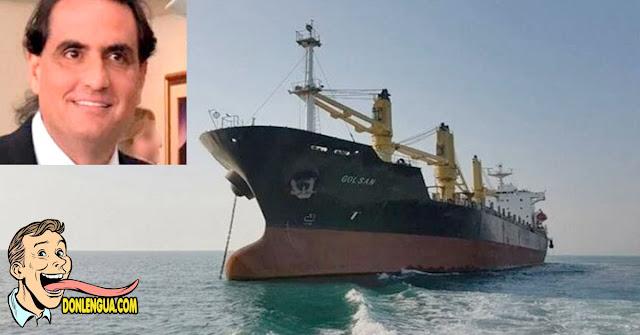 Sexto tanquero de gasolina iraní negociado por Alex Saab nunca llegó a Venezuela
