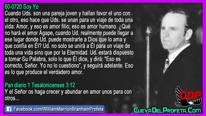 Un viaje por toda la eternidad - William Branham en Español