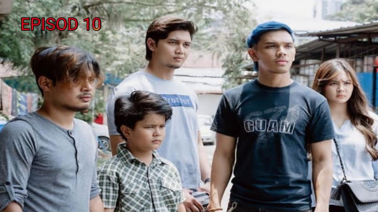 Tonton Drama Budak Tebing 2 Episod 10 (Lestary TV3)