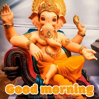good morning ganesh bhagwan ka photo download