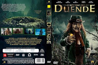 Filme O Retorno do Duende (Leprechaun Returns) DVD Capa