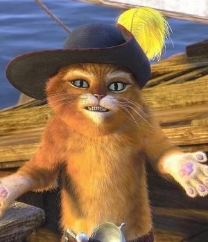 Imagenes de dibujos animados: El gato con botas