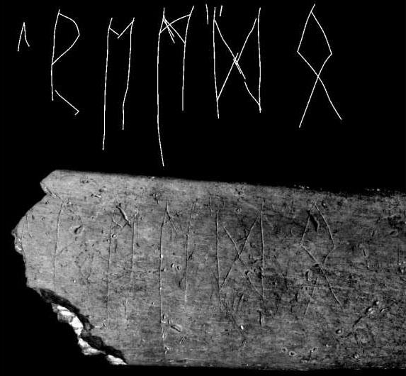 Ανατροπή: Οι γερμανικοί αρχαίοι ρούνοι ήταν το πρώτο αλφάβητο των Σλάβων