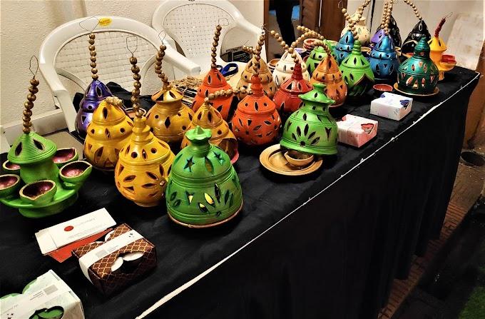 Clay Lanterns