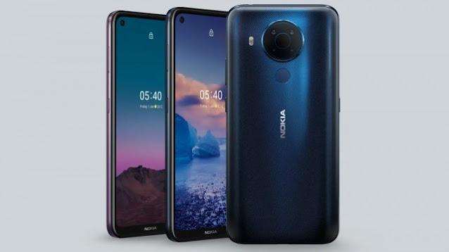 Nokia présente son petit prix avec le modèle 5.4