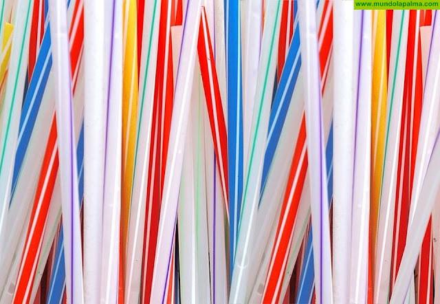 El Ayuntamiento pone en marcha la campaña medioambiental 'Santa Cruz de La Palma, libre de pajitas de plástico'