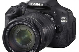 Update for Canon EOS 600D/Rebel T3i version 1.03 for windows
