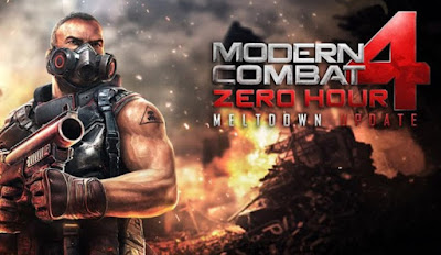 download Modern Combat 4: Zero Hour v1.2.2e Mod Apk Data Suport Offline