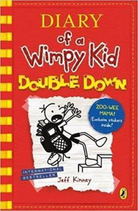 Double Down: Diary Of A Wimpy Kid Book 11