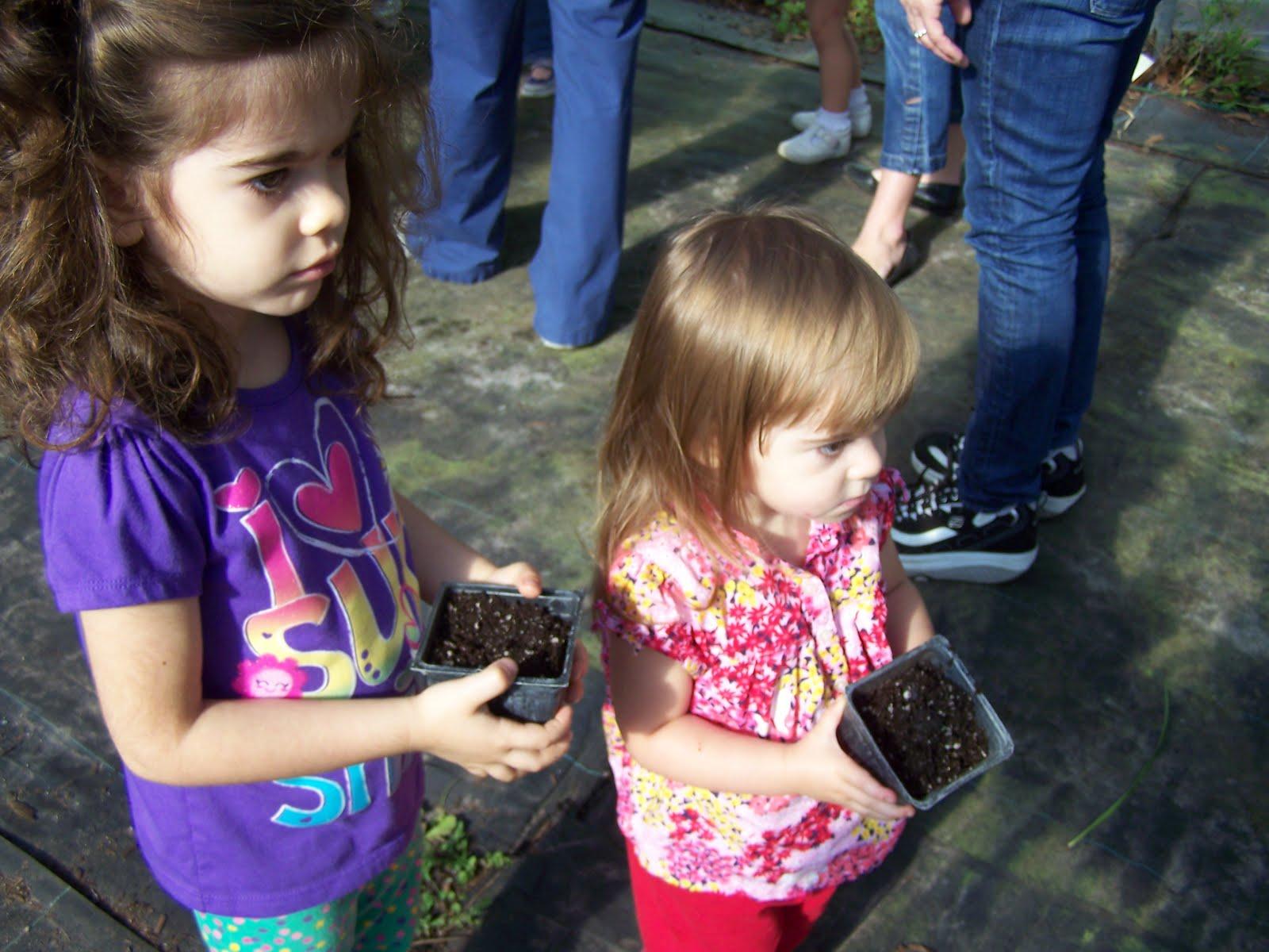 The Mugnaini Family Brownswood Nursery Field Trip