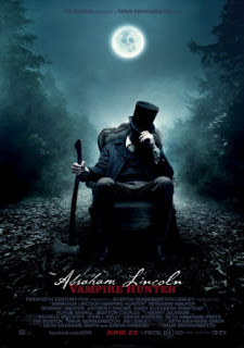 Abraham Lincoln: Vampire Hunter 2012 Dual Audio 720p [Hindi - English] BluRay